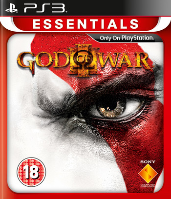 God of War III PS3 coverM2 (BCES00516)