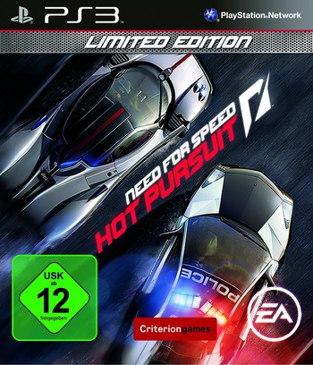 Need for Speed: Hot Pursuit PS3 coverM2 (BLES00949)