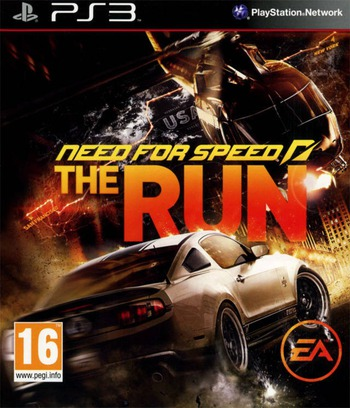 Need for Speed: The Run Array coverM2 (BLES01298)