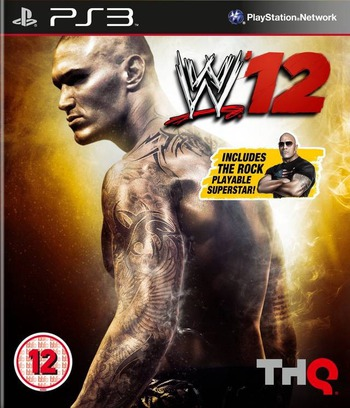 WWE 12 Array coverM2 (BLES01439)