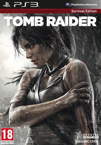 Tomb Raider Array coverM2 (BLES01781)