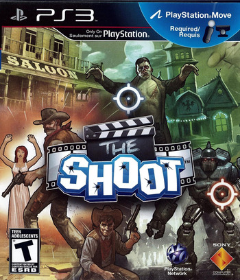 The Shoot PS3 coverM2 (BCUS98222)