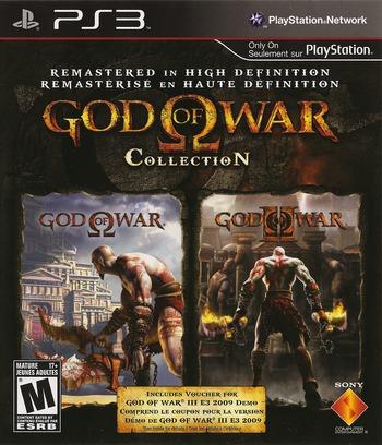 God of War Collection Array coverM2 (BCUS98229)