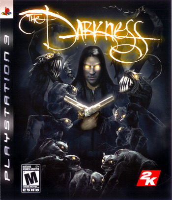 The Darkness PS3 coverM2 (BLUS30035)