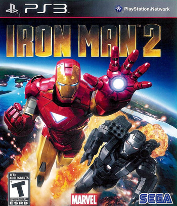 Iron Man 2 Array coverM2 (BLUS30514)