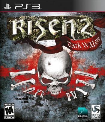 Risen 2: Dark Waters PS3 coverM2 (BLUS30800)