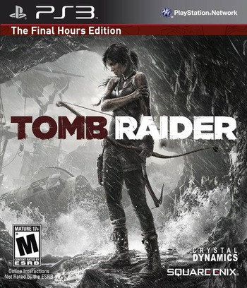 Tomb Raider PS3 coverM2 (BLUS31036)