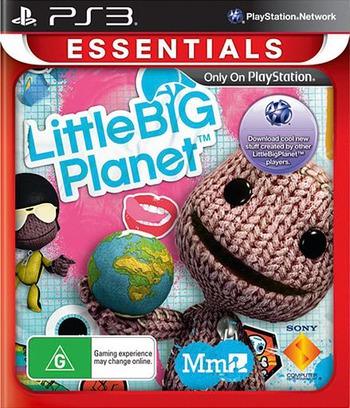 LittleBigPlanet Array coverMB (BCES00141)