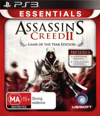 Assassin's Creed II PS3 coverMB (BLES00669)