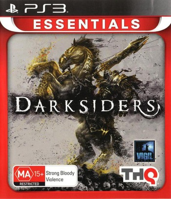 Darksiders PS3 coverMB (BLES00705)