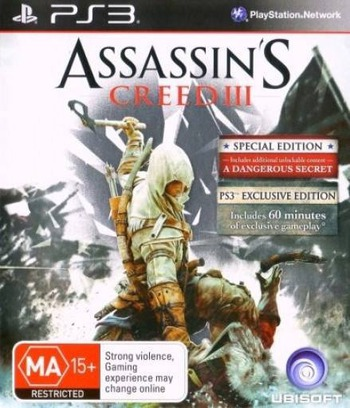 Assassin's Creed III PS3 coverMB (BLES01668)