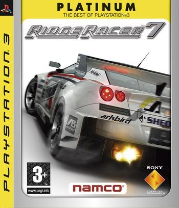 Ridge Racer 7 Array coverMB (BCES00009)