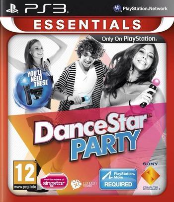 DanceStar Party PS3 coverMB (BCES01247)