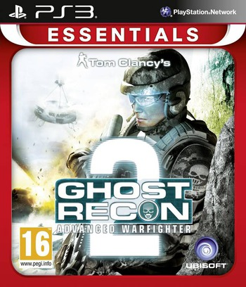 Tom Clancy's Ghost Recon: Advanced Warfighter 2 PS3 coverMB (BLES00067)