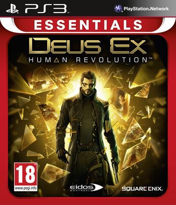 Deus Ex: Human Revolution PS3 coverMB (BLES01151)