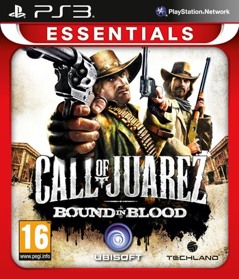 Call of Juarez: the Cartel PS3 coverMB (BLES01352)