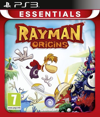 Rayman Origins Array coverMB (BLES01387)