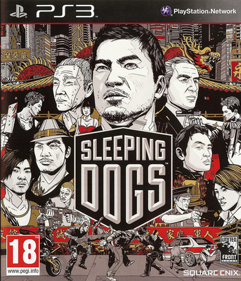 Sleeping Dogs PS3 coverMB (BLES01661)
