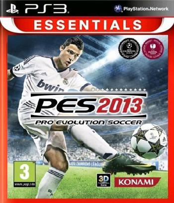 Pro Evolution Soccer 2013 PS3 coverMB (BLES01746)