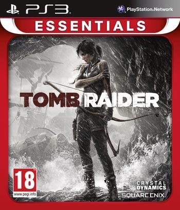 Tomb Raider PS3 coverMB (BLES01781)
