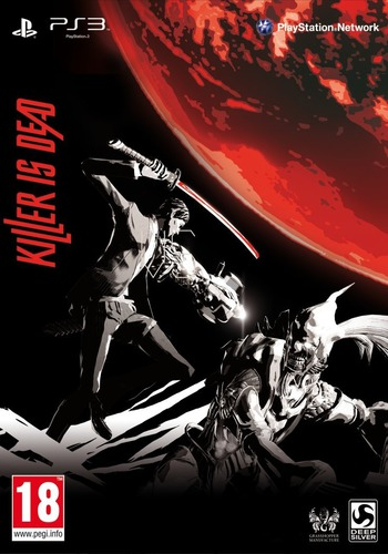 Killer is Dead PS3 coverMB (BLES01856)