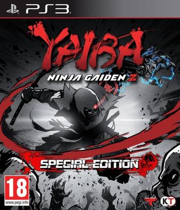 Yaiba: Ninja Gaiden Z PS3 coverMB (BLES01892)