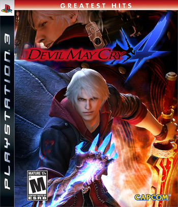 Devil May Cry 4 PS3 coverMB (BLUS30092)