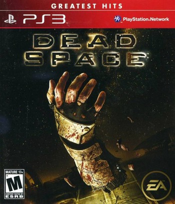 Dead Space PS3 coverMB (BLUS30177)