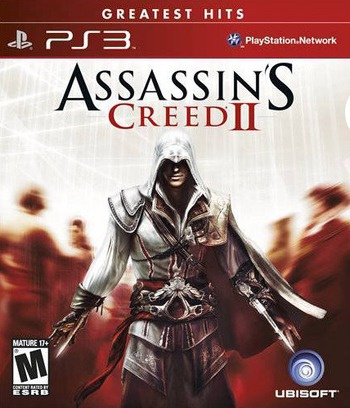 Assassin's Creed II PS3 coverMB (BLUS30364)
