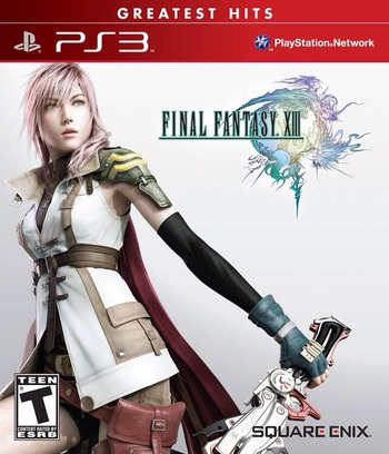 Final Fantasy XIII PS3 coverMB (BLUS30416)