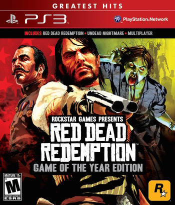 Red Dead Redemption PS3 coverMB (BLUS30418)