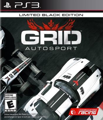 GRID Autosport Array coverMB (BLUS31452)