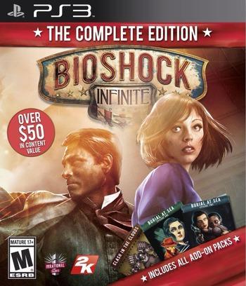 BioShock Infinite PS3 coverMB (BLUS41003)