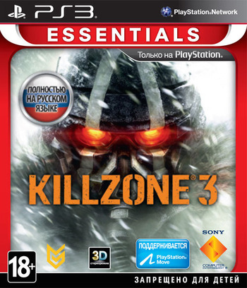 Killzone 3 PS3 coverMB (BCES01007)