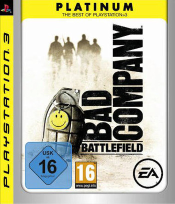 Battlefield: Bad Company PS3 coverMB (BLES00259)