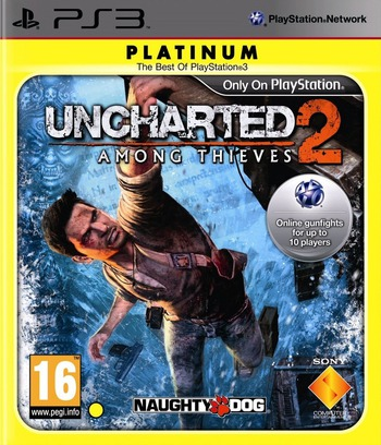 Uncharted 2: Among Thieves PS3 coverMB2 (BCES00757)