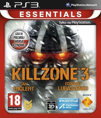 Killzone 3 PS3 coverMB2 (BCES01007)