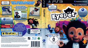 EyePet PS3 cover (BCES00483)