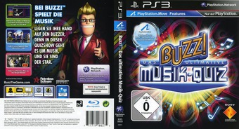 Buzz! Das Ultimative Musik Quiz PS3 cover (BCES00828)