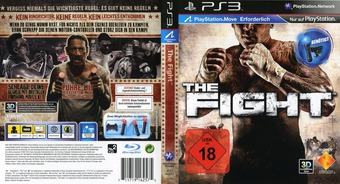 The Fight PS3 cover (BCES00874)