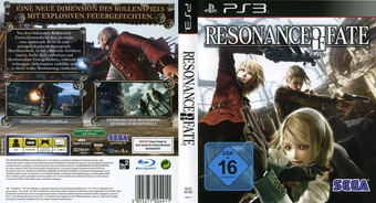 Resonance of Fate PS3 cover (BLES00789)