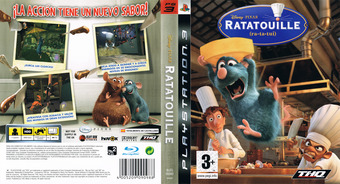 Ratatouille PS3 cover (BLES00080)