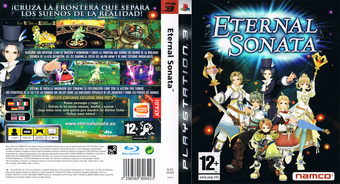 Eternal Sonata PS3 cover (BLES00444)