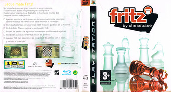 Fritz Chess PS3 cover (BLES00559)