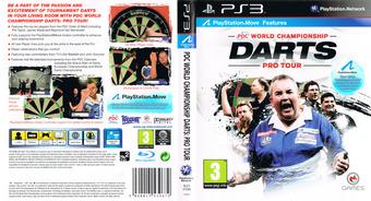 bles01090 pdc world championship darts pro tour