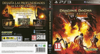 Dragon's Dogma: Dark Arisen PS3 cover (BLES01794)