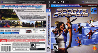 Sports Champions PS3 cover (BCUS98177)