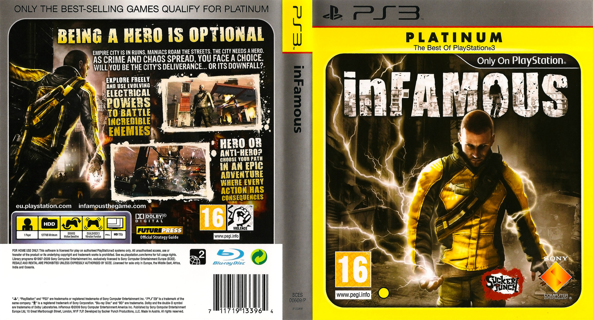 inFamous PS3 coverfullHQ (BCES00609)