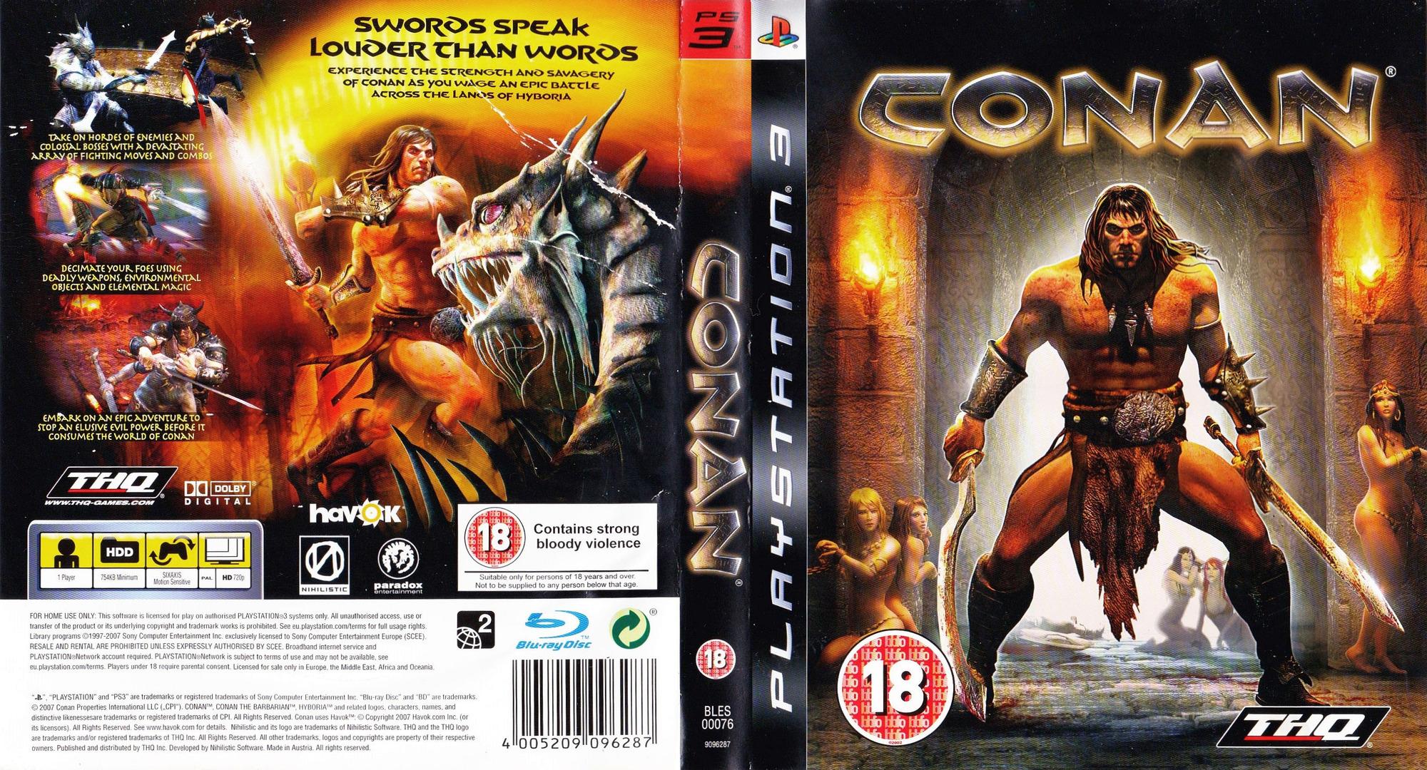 Conan PS3 coverfullHQ (BLES00076)