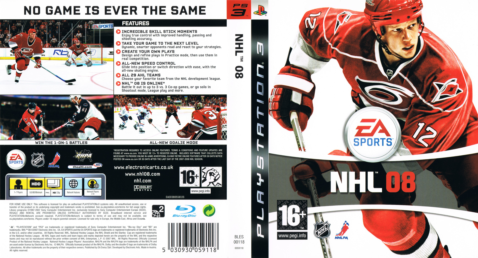 NHL 08 PS3 coverfullHQ (BLES00118)